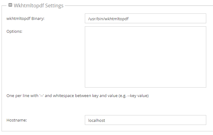 Web to Print - WkHtmlToPDF & PDFreactor - No images